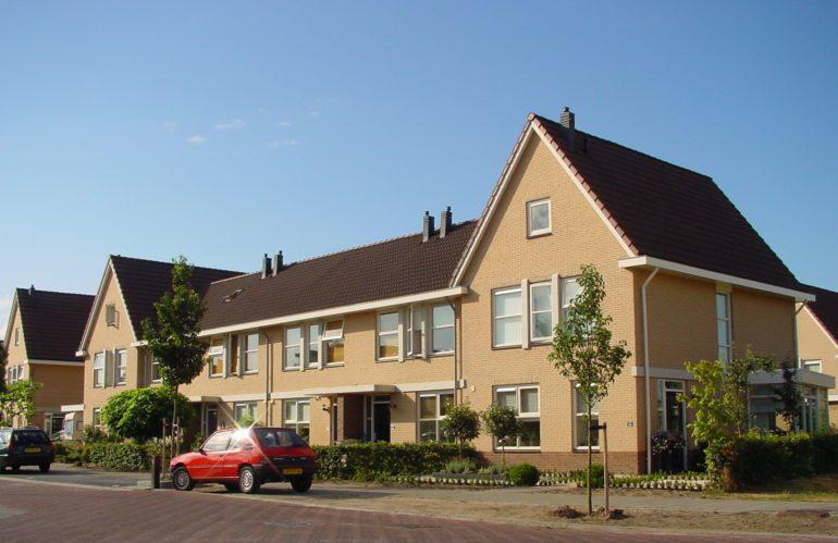 grondgebonden woningbouw