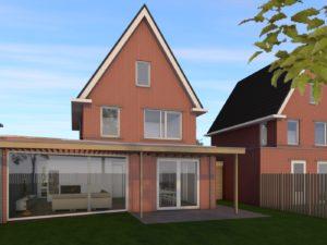 Verbouwing woonhuis Driel
